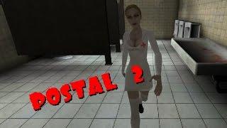 Postal 2 #8 - ОТСОС В ТУАЛЕТЕ!