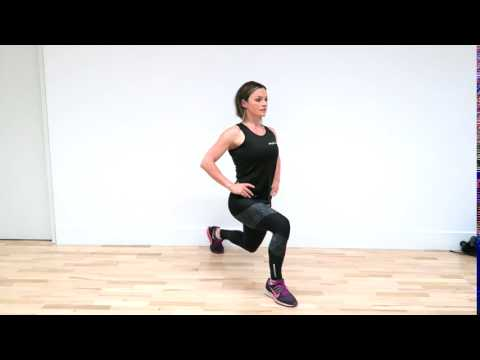 Static Lunge