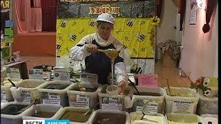 Петрозаводчане могут укрепить иммунитет, побывав на медовой ярмарке