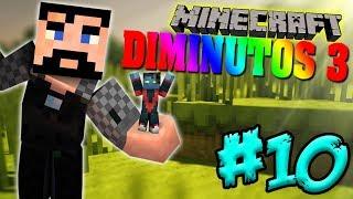 Video de VOLVIÓ VICIOSIN!! | #ViernesDeMinecraft | DIMINUTOS 3 #10