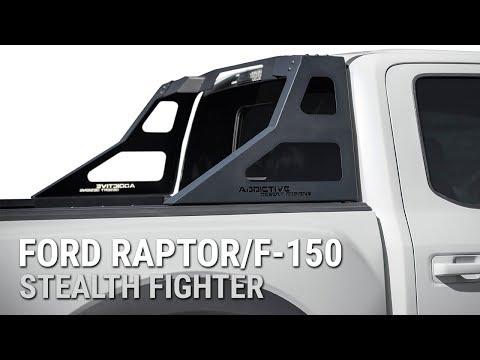 2015 - 2019 Ford F-150/Raptor Stealth Fighter Chase Rack