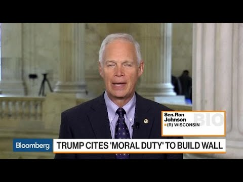 Sen. Ron Johnson on Border Wall, Trade, Wisconsin's Deal With Foxconn