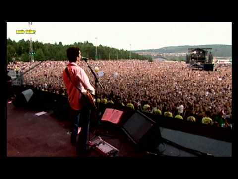Stereophonics - The Bartender And the Thief - Live at Morfa Stadium [HD]