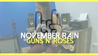 Juliana Vieira - November Rain (Cover) Only PC