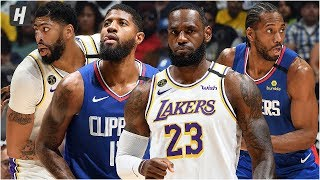 Los Angeles Lakers vs Los Angeles Clippers - Full Game Highlights | March 8, 2020 | 2019-20 Season