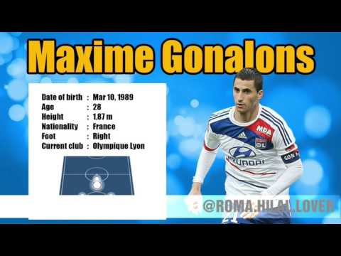 MAXIME GONALONS  - Welcome to AS ROMA