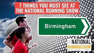 7 Things You MUST See At The National Running Show | 19-20 January 2019, NEC Birmingham