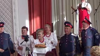Ансамбль казачьей песни в Шидловке. Музыкальное видео