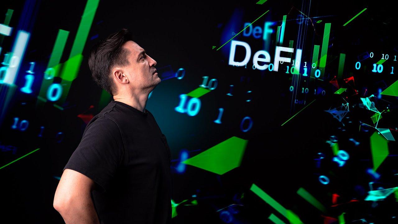 Ce înseamnă DEFI - CryptoVineri (în fiecare luni)