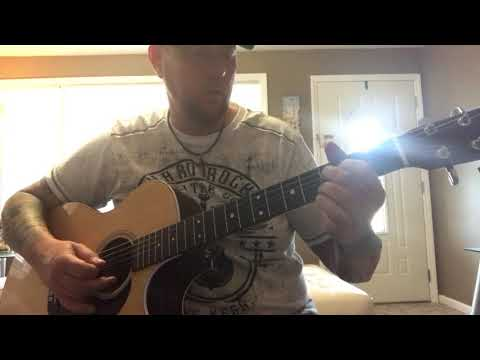 Long Haired Country Boy - Cody Johnson (guitar Cover) (acoustic Cover)