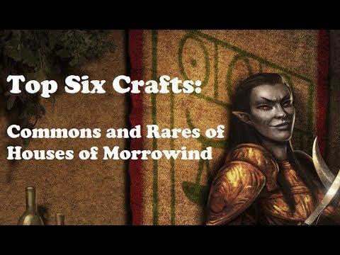 Best Rares & Commons: Houses of Morrowind | Elder Scrolls Legends