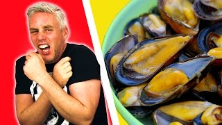 Irish People Taste Test Belgian Food