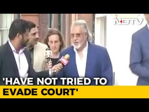 'Keep Dreaming About Millions Of Pounds': Vijay Mallya Outside UK Court