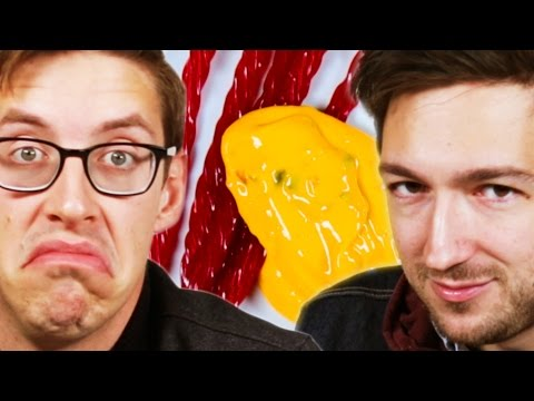 Thumbnail: People Try Disgusting Snack Combinations