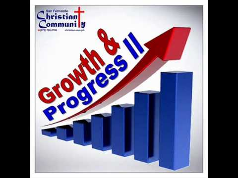 Growth and Progress: Get Ready, Get Set, Let's Grow! (June 14, 2015)