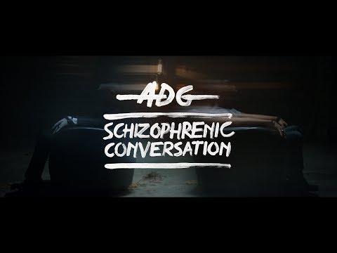 ADG - Schizophrenic Conversation [ Clip Officiel 2018 ]