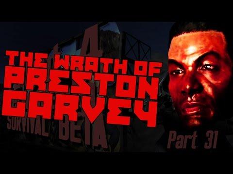 Fallout 4 - PERMADEATH (New Survival Beta) - Part 31 - The Wrath of Preston Garvey