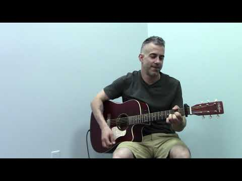 Crazy For You - Madonna - Cover by Ryan Marchant