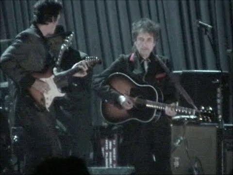 Bob Dylan , Positively 4th Street , Philadelphia, 15.11.2002 mp3