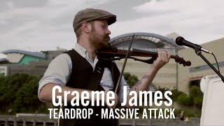 Teardrop Massive Attack Loop Pedal Cover
