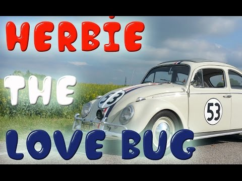le mans 2015 vw herbie the love bug rallye monte carl 39 youtube. Black Bedroom Furniture Sets. Home Design Ideas
