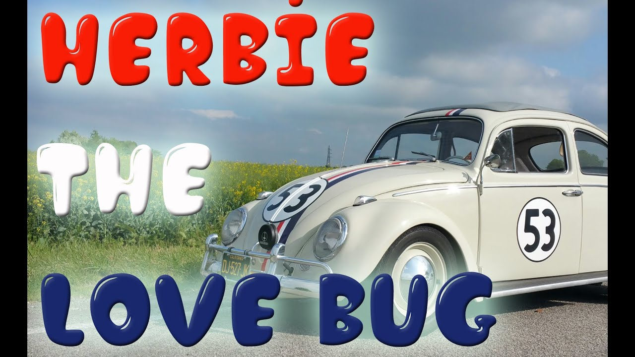 here s herbie Herbie is a 1963' volkswagen beetle and the titular character of all installments in the herbie franchise the latest being 2005's herbie: fully loaded in the love bug (1969) herbie is first introduced after jim douglas enters mr thorndyke's car dealership.