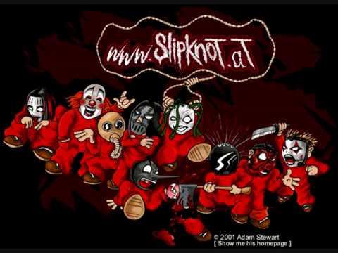 slipknot spit it out