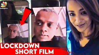 GVM & Trisha's Quarantine Short Film | Yennai Arindhal, VTV 2 | Tamil Actress
