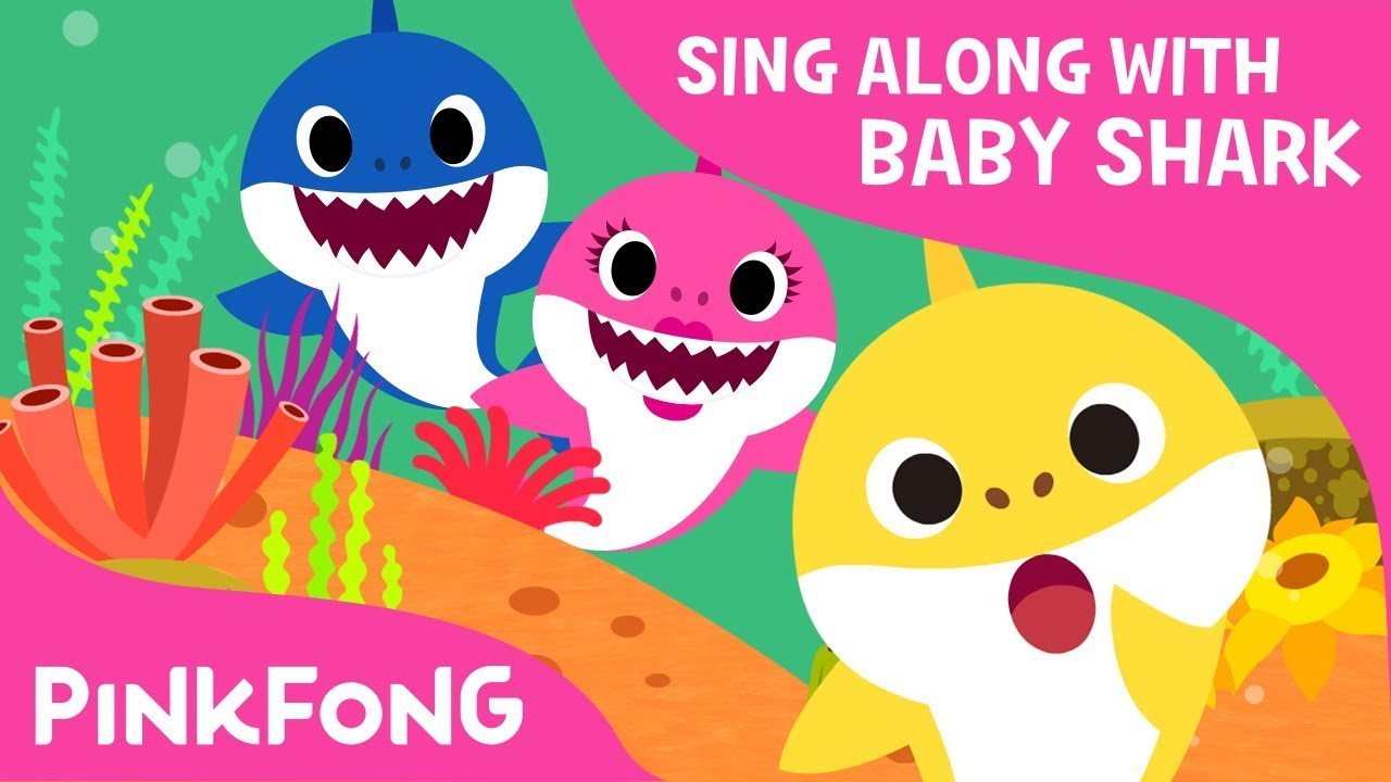 Where Is daddy Shark? | Sing along with baby shark ...