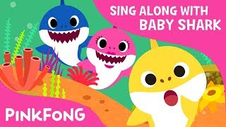 Where Is daddy Shark? | Sing along with baby shark | Pinkfong Songs for Children