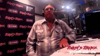 Gary Oldman In-Studio with Jonesy