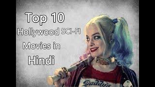 Top 10 Hollywood Sci Fi Movies in Hindi
