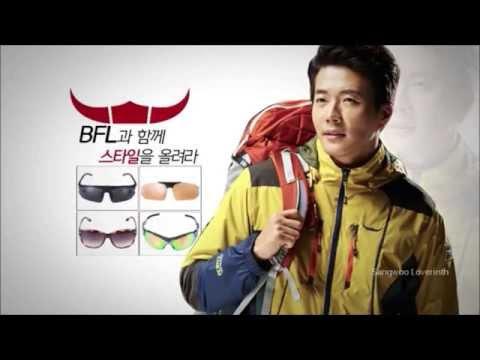 Kwon sang Woo クォン・サンウ『BFL OUTDOOR新バージョンCM、マルチスポーツサングラス』