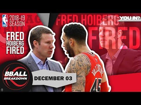 Why The Bulls Fired Fred Hoiberg