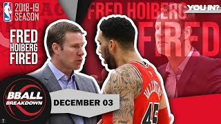Why The Bulls Fired Fred Hoiberg