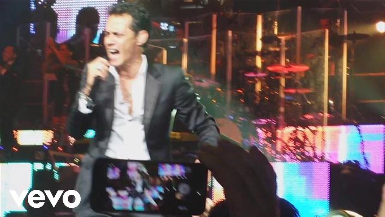 Marc Anthony - Vivir Mi Vida (Fan Version) - YouTube Vivir Mi Vida Marc Anthony