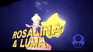 Gambar cover What if 8 Rosalina & Luma collided?