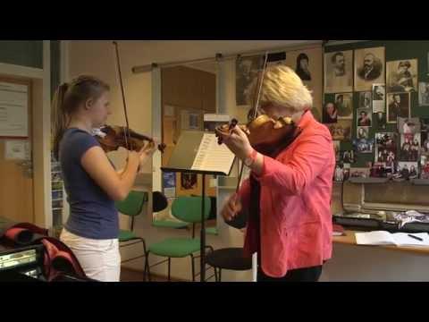 Junges Kammerorchester Stuttgart & Ensemble Serenata