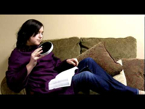 Snuggie, the Blanket with Sleeves! Remake