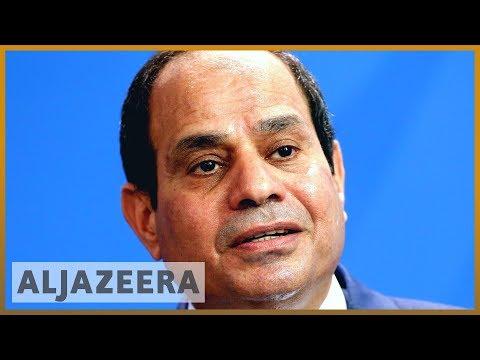 Egypt Corruption: President El-Sisi Denies Wrongdoing