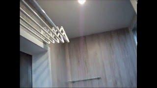 Внутренняя отделка балкона евродоской