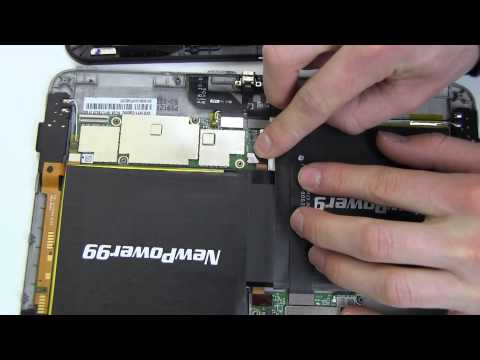 "How to Replace Your Amazon Kindle Fire HD 8.9"" Battery"