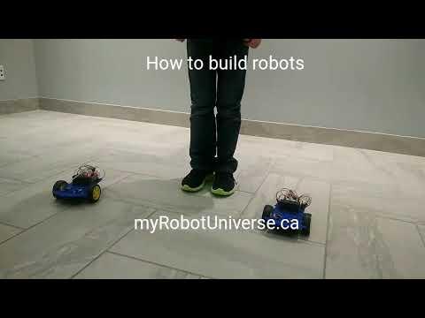 Robotics Club in Mississauga - myRobotUniverse.ca