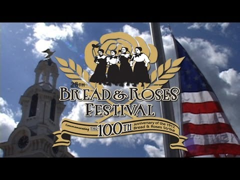 Bread & Roses Labor Day Festival 2012 Official Video - Directed by Lorre Fritchy