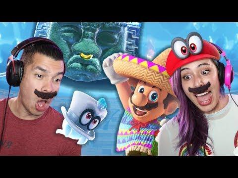 TEAMWORK! - Super Mario Odyssey