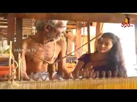 Narayanpet Cotton, Silk sarees & Fabrics Weaving || Krishnamma Sogasulu || Pushkaralu Special