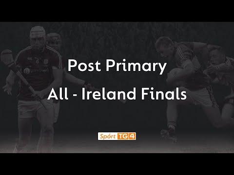 Masita All-Ireland Hurling Final 2018 -  Presentation College Athenry V St. Kieran's College