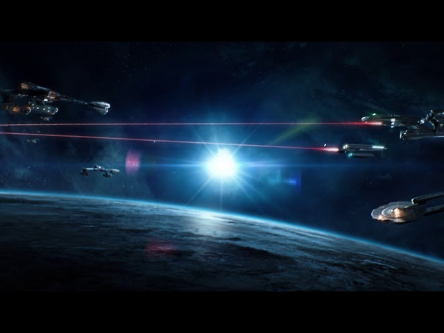 Star Trek Fleet Command Beaming Down  Reveal Trailer | Google Play