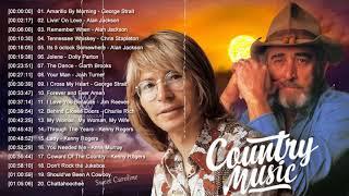 Don Williams, John Denver, Jim Revees, Garth Brooks, Dolly Parton | Greatest Country Love Songs Ever
