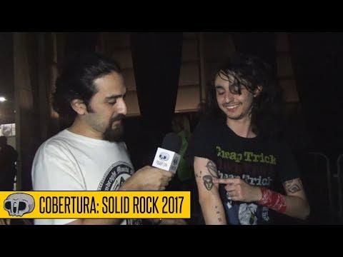 COBERTURA - Solid Rock Argentina (Deep Purple, Cheap Trick, Tesla)